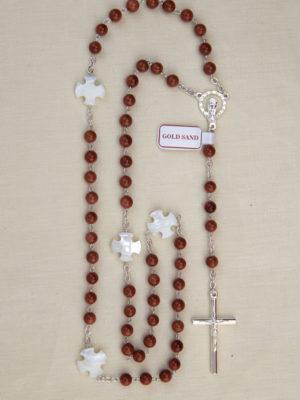 vendita rosari roma madreperla