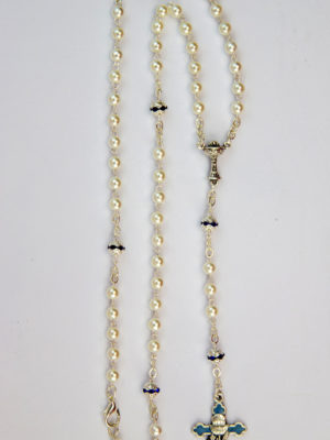 vendita rosari roma perle