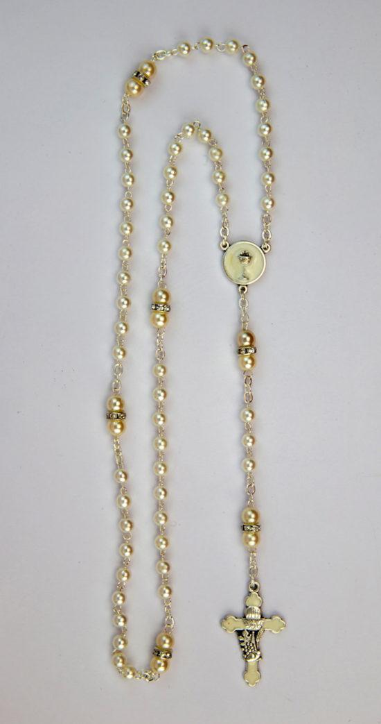 vendita rosario perle