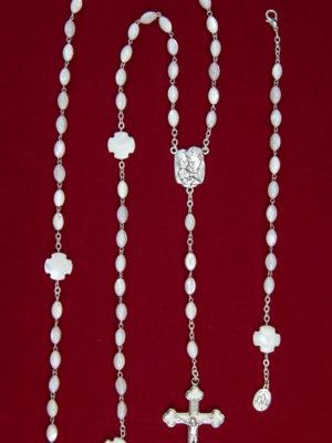 vendita rosario e bracciale abbinati roma