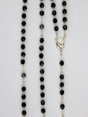 vendita rosari cristallo roma