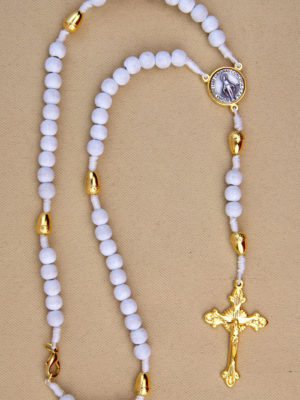 vendita rosari legno loreto