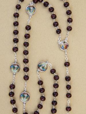 Vendita rosari legnoroma