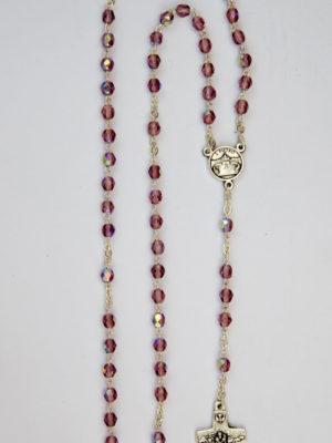 vendita rosari ametista