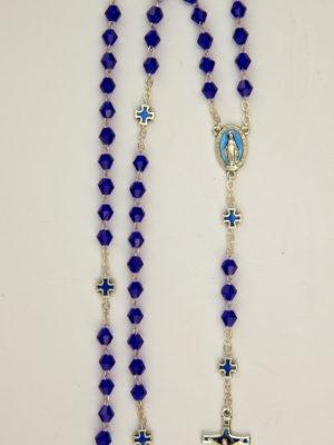 vendita rosari semicristallo roma