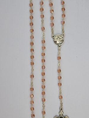 rosari in semicristallo