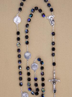vendita rosari semicristallo 7mm