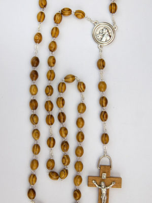 vendita rosari ulivo Sant antonio