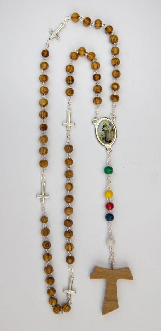 vendita rosari ulivo loreto