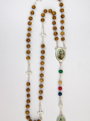 vendita rosari ulivo san francesco roma