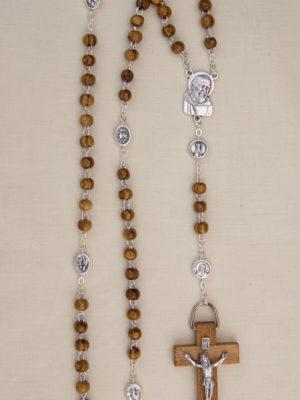 collana rosario ulivo