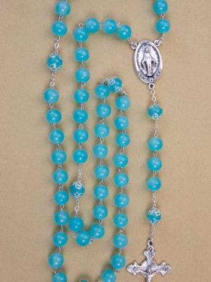 vendita rosari vetro roma