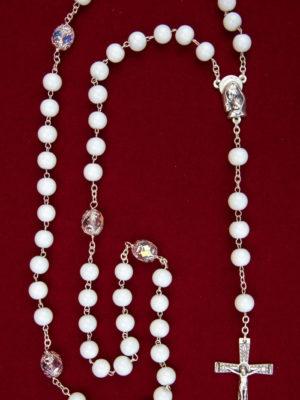 vendita-rosario-vetro-laccato-bianco