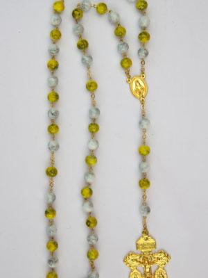 vendita rosario laccato maculato roma
