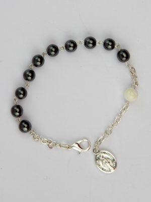 vendita bracciali rosari ematite roma